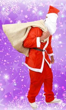 Santa Claus Dress Editor apk screenshot