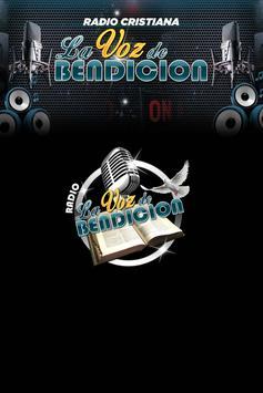 Radio La Voz de Bendicion apk screenshot