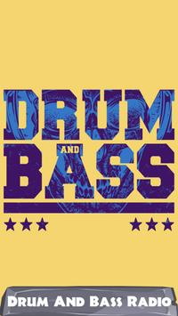Drum And Bass Radio poster