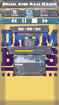 Drum And Bass Radio screenshot 1