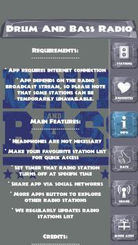 Drum And Bass Radio screenshot 5