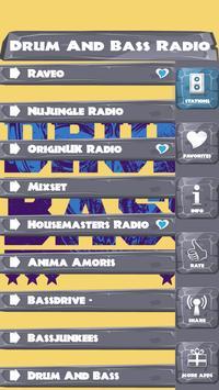 Drum And Bass Radio screenshot 9