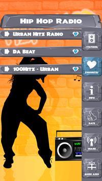 Hip Hop Radio apk screenshot