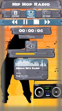 Hip Hop Radio screenshot 7