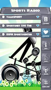 Sports Radio screenshot 4