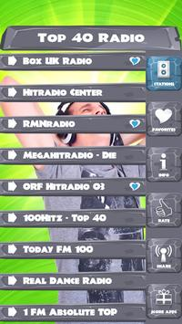 Top 40 Radio screenshot 3