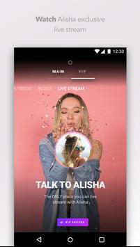 Alisha Marie apk screenshot
