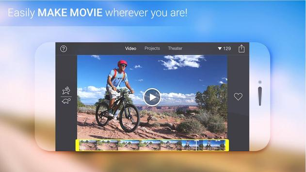 Free iMovie – Edit, Create Videos Easily Cartaz