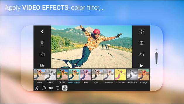 Free iMovie – Edit, Create Videos Easily imagem de tela 1