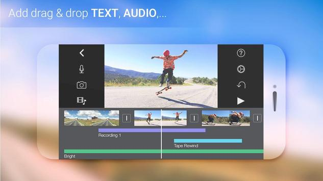 Free iMovie – Edit, Create Videos Easily imagem de tela 2