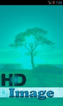 HD Image poster