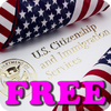 US Citizenship Test 2019 Free आइकन