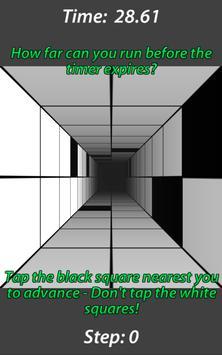 Don't Touch White 3D captura de pantalla 3