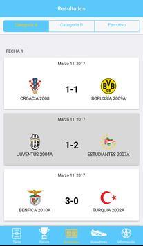 Exa San José Fútbol screenshot 2