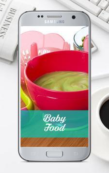 Baby Food Recipes and Guide apk screenshot