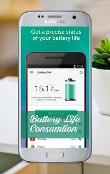 Battery Life Consumption Guide screenshot 1