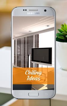 Minimalist Ceiling Ideas screenshot 3