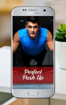 Perfect Push Up Form screenshot 3