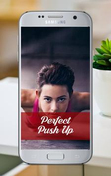 Perfect Push Up Form poster