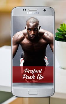 Perfect Push Up Form screenshot 2