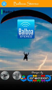 Balboa Stereo poster