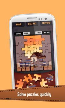 Jigsaw Landmark Indonesia apk screenshot