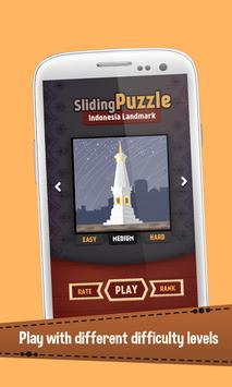 Puzzle Landmark Indonesia apk screenshot