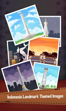 Puzzle Landmark Indonesia poster