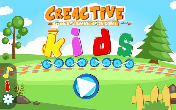 Creactive Kids poster