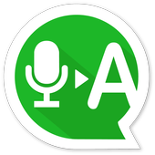 Textr - Voice Message to Text أيقونة