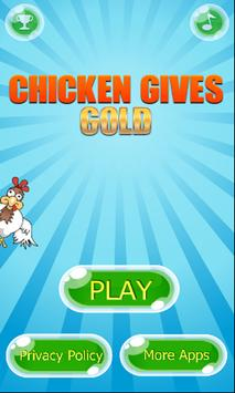 Chicken Gives Gold poster