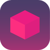 Flying Cube icon