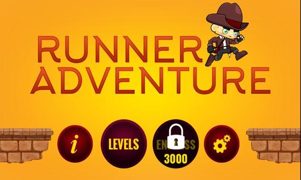 Runner Adventure poster