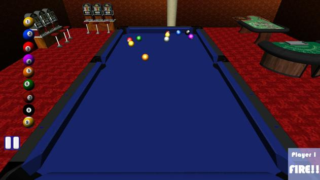 3D Pool Billiards Master poster