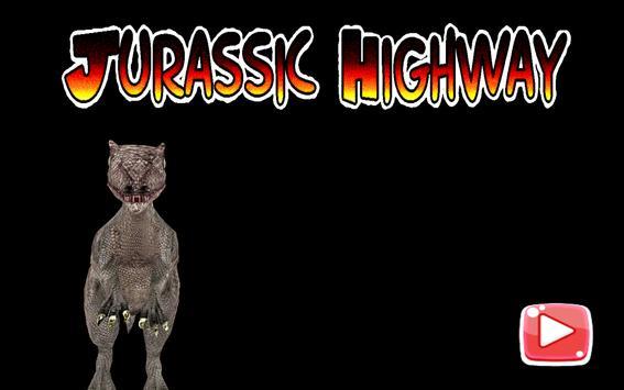 Jurassic Highway poster
