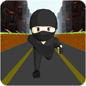 Street Ninja Subway icon