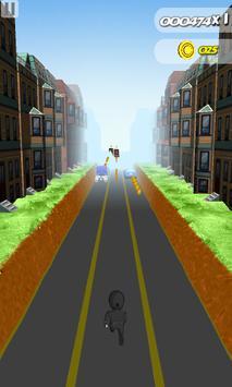 Street Ninja Subway apk screenshot