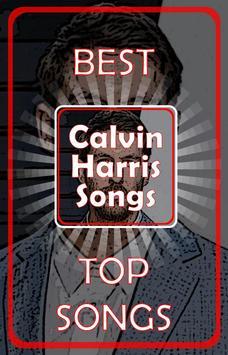 Calvin Harris Songs poster