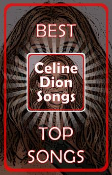Celine Dion Songs poster