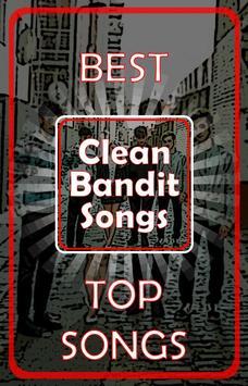 Clean Bandit Songs poster