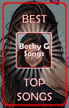 Becky G Songs poster