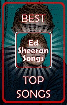 Ed Sheeran Songs poster