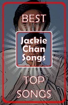 Jackie Chan Songs poster