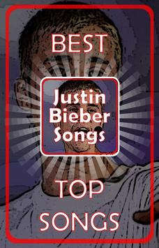 Justin Bieber Songs poster