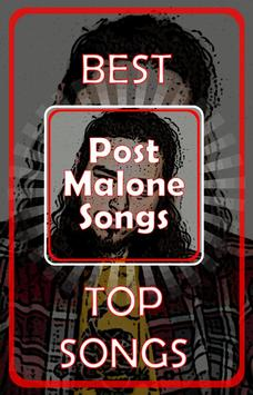 Post Malone Songs apk screenshot