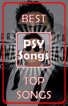 PSY Songs poster