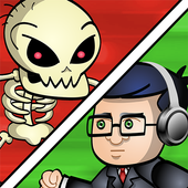 Evil vs Angry Video Game Nerd icon