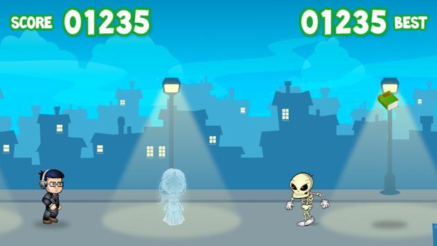 Evil vs Angry Video Game Nerd apk screenshot