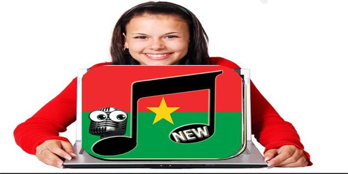 Burkina Faso Radio poster