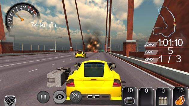 Armored Car (Racing Game) imagem de tela 18